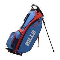 Wilson: NFL Carry Golf Bag - Buffalo Bills
