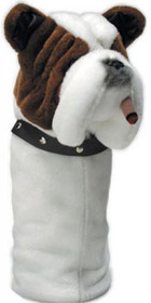 ProActive Zoo 460cc Bulldog Golf Headcover Dog with Cigar