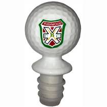 d4d5b76ad7c9d Bushwood Country Club Golf Ball Wine Bottle Stopper