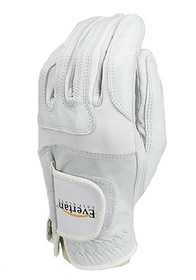 Evertan: Women's Performance Golf Glove - Arctic White