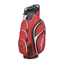 Wilson: NFL Cart Golf Bag - Arizona Cardinals