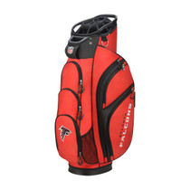 Wilson: NFL Cart Golf Bag - Atlanta Falcons