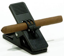 Cigar Minder - The All-Purpose Cigar Clip - Black