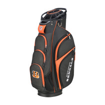 Wilson: NFL Cart Golf Bag - Cincinnati Bengals