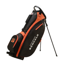 Wilson: NFL Carry Golf Bag - Cincinnati Bengals