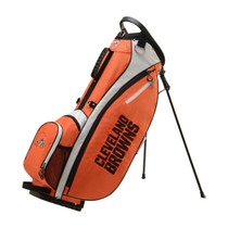 Wilson: NFL Carry Golf Bag - Cleveland Browns