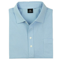 Fairway & Greene: Men's The Natural Tech Solid Polo