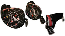 Sassy Caddy Flirty Golf Headcovers (Set of 3)