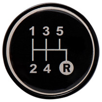 ReadyGolf: Gearshift Ball Marker & Hat Clip