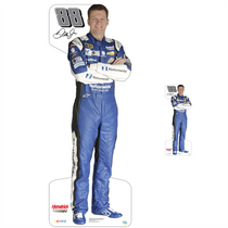 Team Image: Lifesize & Miniature Cardboard Cutout Combo - Dale Earnhardt Jr. 2015 Nationwide #88