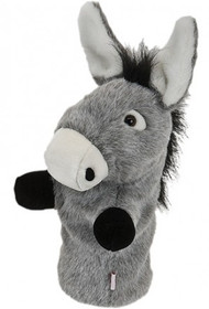 Daphne's HeadCovers: Donkey Golf Club Cover