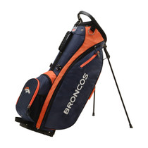 Wilson: NFL Carry Golf Bag - Denver Broncos
