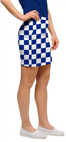 Loudmouth Golf: Women's Skort - Derby Chex*