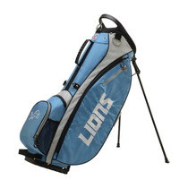 Wilson: NFL Carry Golf Bag - Detroit Lions