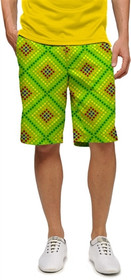 Loudmouth Golf: Men's Shorts - Dot Matrix