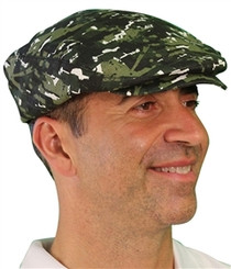 Golf Knickers: Men's Camo Series Golf Cap