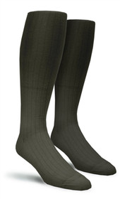 Golf Knickers: Men's Over-The-Calf Solid Socks