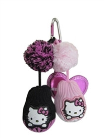 "Hello Kitty ""Mix & Match"" Ball & Tee Holder - Pink/Black - SALE"
