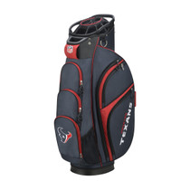 Wilson: NFL Cart Golf Bag - Houston Texans