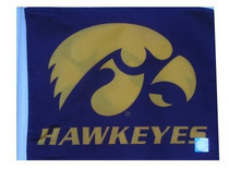 SSP Flags: University 11x15 inch Flag Variety - Iowa Hawkeyes