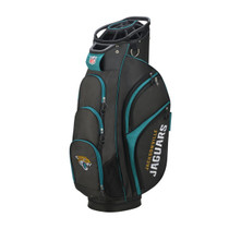 Wilson: NFL Cart Golf Bag - Jacksonville Jaguars