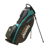 Wilson: NFL Carry Golf Bag - Jacksonville Jaguars