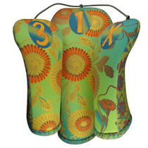 BeeJos: Golf Head Cover - Kaleidoscope Print