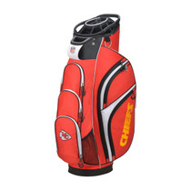 Wilson: NFL Cart Golf Bag - Kansas City Chiefs