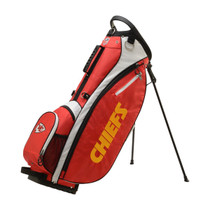 Wilson: NFL Carry Golf Bag - Kansas City Chiefs