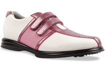 Sandbaggers: Women's Golf Shoes - Krystal Charm Strap
