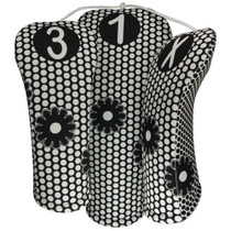 BeeJos: Golf Head Cover - Love Affair Dots