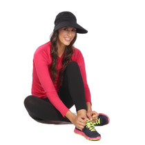 Physician Endorsed: Women's  Sun Cap/Visor - Naples