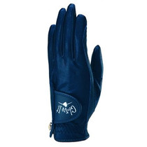 Glove It: Golf Glove - Navy Clear Dot