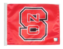 SSP Flags: University 11x15 inch Flag Variety - North Carolina State University