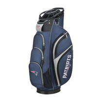 Wilson: NFL Cart Golf Bag - New England Patriots