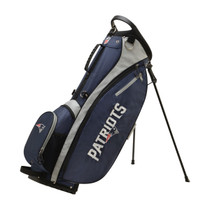 Wilson: NFL Carry Golf Bag - New England Patriots