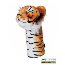 Noah's Animal Kingdom: Golf Club Headcovers - Tiger