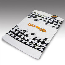 LoudMouth Golf Golf Bag Towel - Oakmont Houndstooth*