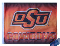 SSP Flags: University 11x15 inch Flag Variety - Oklahoma State University