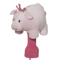 Creative Covers: Pippa the Pig Golf Headcover