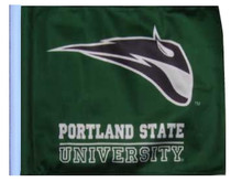 SSP Flags: University 11x15 inch Flag Variety - Portland State