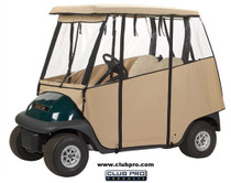 Club Pro: Golf Cart Enclosure- 3X4 Precedent