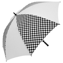 "Racing 62"" Golf Umbrella by Haas-Jordan"