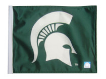 SSP Flags: University 11x15 inch Flag Variety - Michigan State Spartans