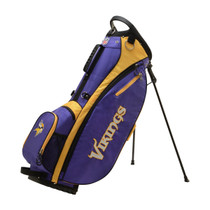Wilson: NFL Carry Golf Bag - Minnesota Vikings