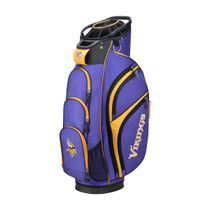 Wilson: NFL Cart Golf Bag - Minnesota Vikings