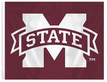 SSP Flags: University 11x15 inch Flag Variety - Mississippi State Bulldogs