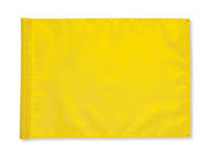 Markers Inc - Solid Golf Pin Flag -SOFT SLEEVE