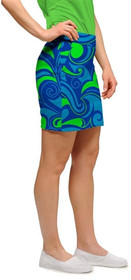 Loudmouth Golf: Womens Skort - Splash - Size 2*