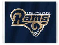 SSP Flags: NFL 11x15 inch Flag Variety - Los Angeles Rams